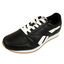 Womens Reebok Classic Royal CL Jogger Shoes Trainers Ladies Gym Trainer Black