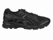 NEW MENS ASICS GEL-KAYANO 23 RUNNING SHOES TRAINERS BLACK / ONYX / CARBON