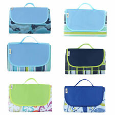Outdoor Travel Hiking Water Resistant Foldable Picnic Blanket Beach Pad