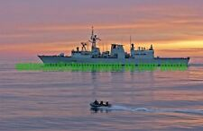 HMCS MONTREAL FFH 336 Color Photo Canadian Navy Ship Canada USS Military Vet