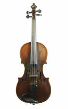 Neuner & Hornsteiner violin, Mittenwald, 19th century circa 1850  (old, antique)