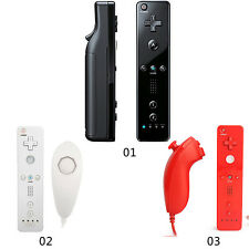 Newest Remote Game Handle Controller Nunchuk Controller for Nintendo Wii