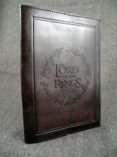 Lord of the Rings A5 Handmade Refillable Leather Journal Diary - Tree of Gondor