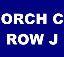 City and Colour tickets Denver The Paramount Theatre Color 8/18 *ORCH C, ROW J!*