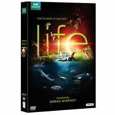 Life (DVD, 2010, 4-Disc Set) BBC Oprah Winfrey - NEW