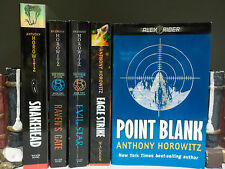 Anthony Horowitz - Alex Rider & More - 5 Books Collection! (ID:47033)
