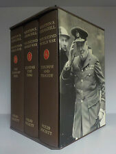 Winston Churchill - The Second World War (Volumes 4-6) - FOLIO SOCIETY (ID:652)