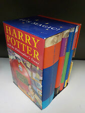 J.K.Rowling - Harry Potter Boxset - 4 Books Collection! (ID:46677)