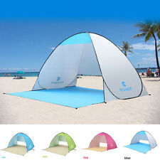 Automatic Pop Up Beach Outdoor Quick Open Anti-UV Sunshade Shelter Canopy Tent