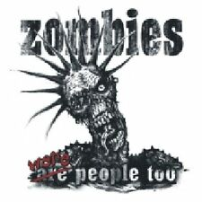 ZOMBIES WERE PEOPLE TOO!, T-Shirt (111121)