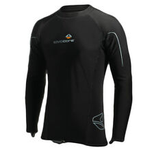 Lavacore Men's Long-Sleeve Shirt - for Scuba , Snorkeling, and Water Sports