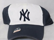 NEW New York NY YANKEES The Franchise Garment Wash MLB Baseball Fitted Hat Cap