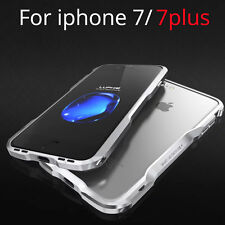 Luxury Shockproof Metal Aluminum Bumper Frame Case Cover For iPhone 7 7 Plus 5.5