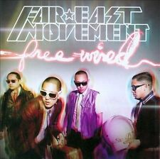 Far East Movement Free Wired (CD, Oct-2010, Cherrytree Records) The Stereotypes