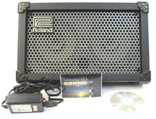 Roland Cube Street Stereo Guitar Combo Amplifier w/ Power Supply
