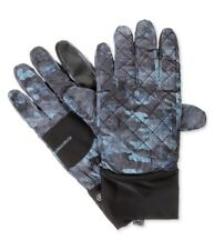 Isotoner Mens Quilted Smart Touch Gloves