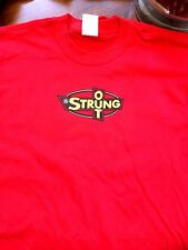STRUNG OUT - Youth 2-sided T-shirt ~Never Worn~ YOUTH LARGE
