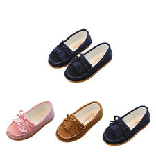 Toddler Baby Girl Infant Kids Girl Children Casual Shoes Tassel Loafer Shoes