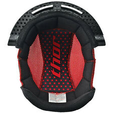 Thor Quadrant S10 Replacement Helmet Liner Black/Red