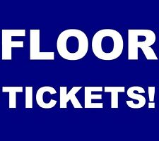 Odesza Los Angeles Staples Center L.A. 10/20 *** FLOOR TICKETS! ***