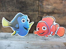 Disney Finding NEMO or DORY Clown Fish Ocean Childs Room Decor METAL SIGN