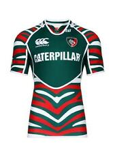Leicester Tigers 2012/13 Home S/S Adults Replica Shirt