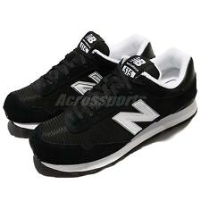 New Balance ML515RSC D Suede Black White Men Running Shoes Sneakers ML515RSCD