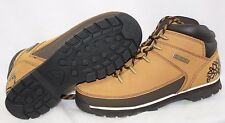 NEW Boys Kids Youth TIMBERLAND Eurosprint Hiker 9698R Casual Hiking Boots Shoes