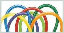 50 x 260Q Jewel Colours Qualatex Modelling Balloons - All Under One Listing