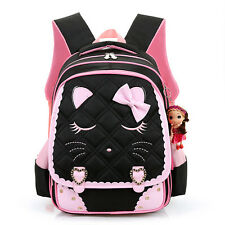Girls School Bags Children's Lovely Backpack Primary Book Bag Princess Schoolbag