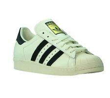 NEW adidas Superstar 80s DLX women's sneakers White Casual Shoes Trainers Sale