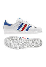 Adidas Sneakers SUPERSTAR BB2246 White Blue