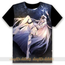 Anime Akame ga KILL! Esdese Casual T-shirt Unisex Tee Short Sleeve Cosplay #T4-1