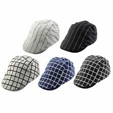 Summer Sun Newsboy Duckbill Ivy Cap Traveling Driving Golf Casual Flat Beret Hat