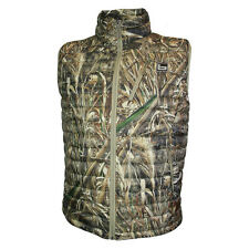 Agassiz Goose Down Vest - Blades Camo  by Banded Gear **FREE SHIPPING**