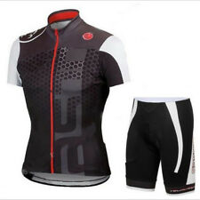 New Cycling Bike Shorts Jersey Sports Sleeve Set Sports Men Bicycle Short Set