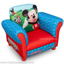 Disney Mickey Mouse Maus Kindersessel Kinder Stuhl Sessel Sofa Möbel Kindermöbel