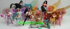She-Ra Princess of Power Action figures 1984 1985 1980s Vintage Mattel