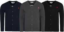NEW U.S.POLO assn. Cardigan Jumper Men's Knit Jacket Sweater 175 43439 51894