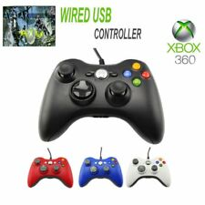 Wired USB Game Pad Joypad Controller For Xbox 360 Slim & PC For Children Gift SE