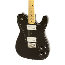 Fender Squier Vintage Modified Telecaster Deluxe, Black, Maple (NEW)