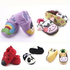 Autumn Winter Cute Cartoon Pattern Toddler Shoes First Walker Baby For Babys