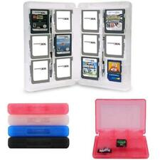 28 in 1 Game Card Case Holder Cartridge Storage Box for Nintendo 3DS DSL DSi  #A