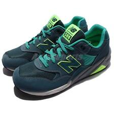 New Balance MRT580GT D 580 Green Grey Mens Classic Running Shoes MRT580GTD