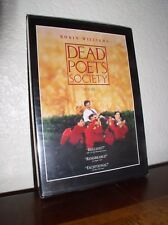 Dead Poets Society starring Robin Williams (DVD, 1998, NEW)