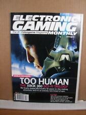Electronic Gaming Monthly, EGM 203 May 2006