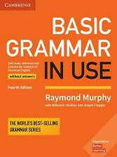 Basic Grammar in Use Student's Book Without Answers: Self-study Reference and Pr