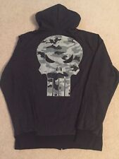 THE PUNISHER Gun SKULL Comic BOOK movie MEN'S camo NEW Jacket Hoodie Sweat SHIRT