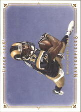 2008 UD Masterpieces Football Base Singles (Pick Your Cards)