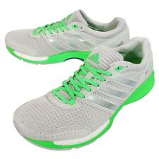 adidas Adizero Ace 7 Silver Green Mens Running Shoes Runner Sneakers M29475